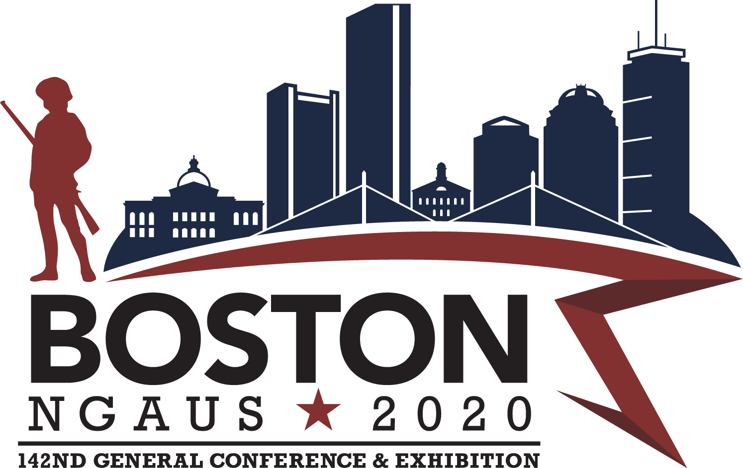 Boston 2020 Logo