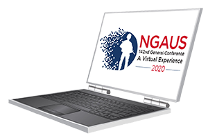 NGAUS 2020 Commemorative Challenge Coin