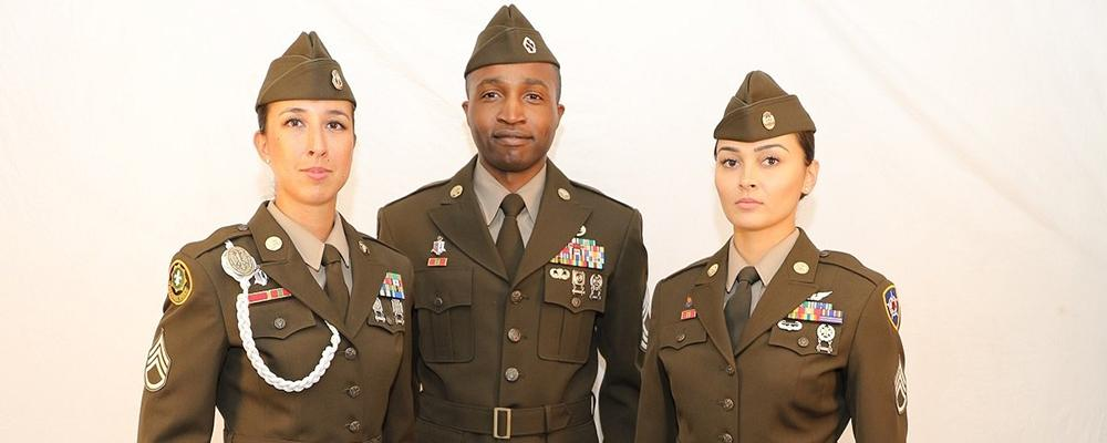 ed75b1325ccb6 Army Adopts  Pinks and Greens  as New Service Uniform. Thumbnail