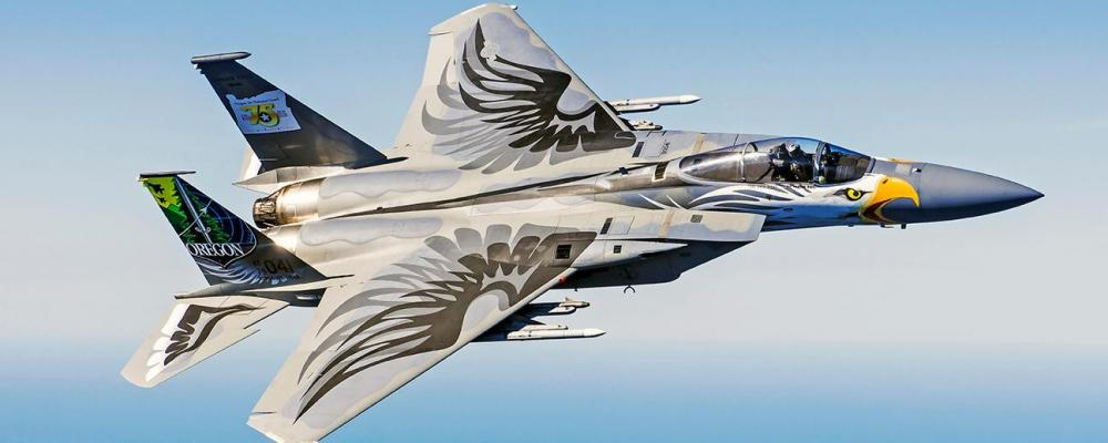 2020 Budget May Include New F-15s   National Guard