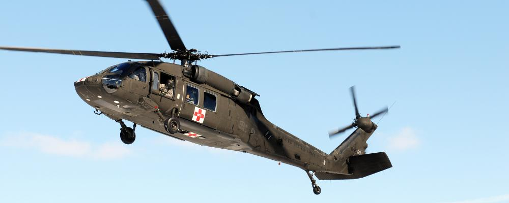 UH 60M Black Hawk