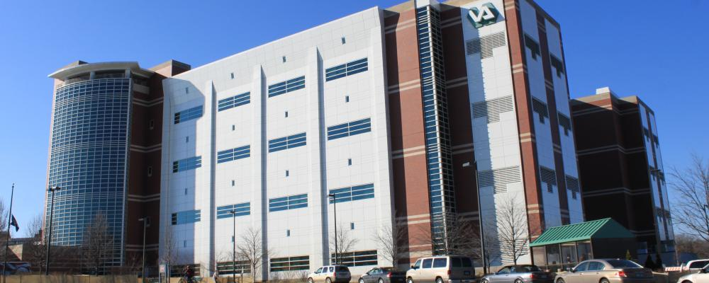 VA medical building