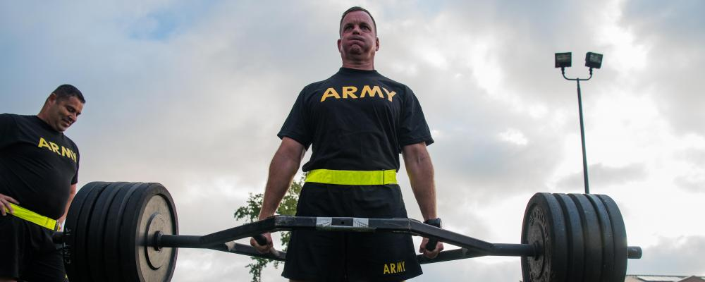 Army Exploring ACFT Alternate for Some | National Guard