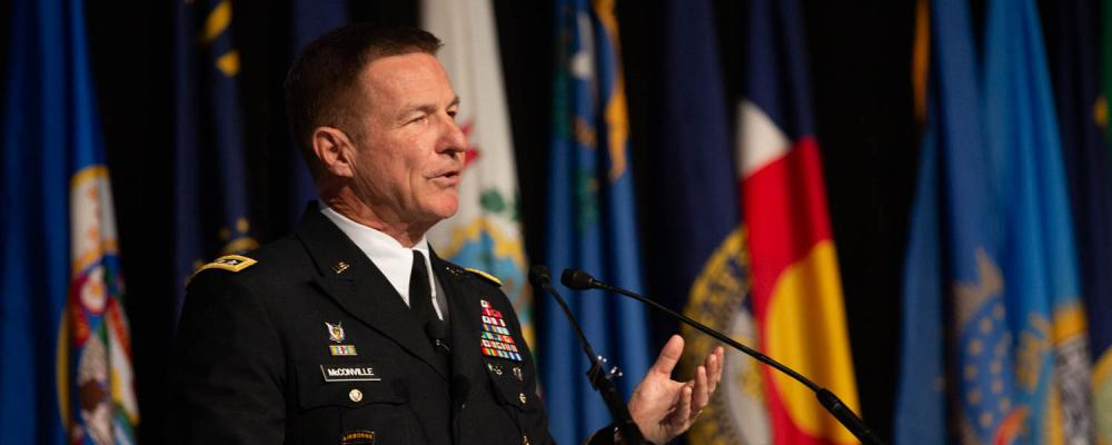 Army Chief Outlines Priorities, Praises Guard | National