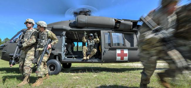 Army_Medical Helicopter