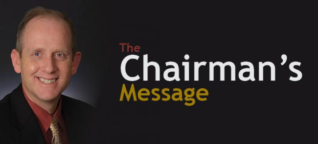 The Chairman's Message