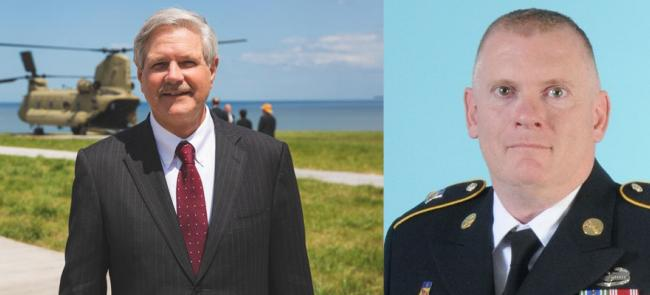Sen. Hoeven/Staff Sgt. Gallagher
