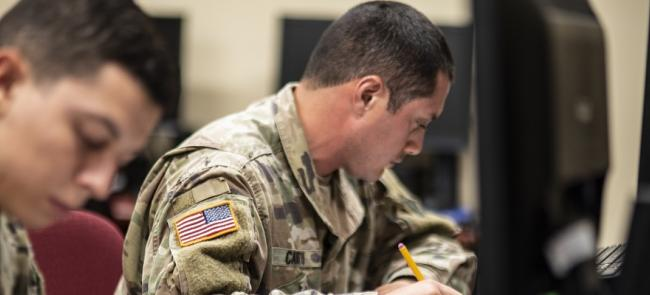 Army credentialing